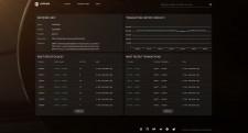 TestNet Beta Screenshot