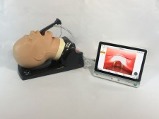 Vivid Track Laryngoscope
