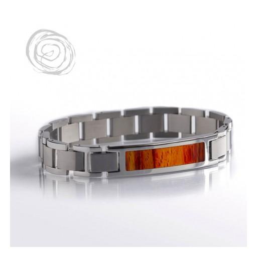 Tulipwood Interchangeable Bracelet