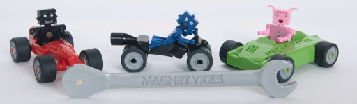 Magnetykes LLC Launches Kickstarter Campaign for Children's Magnetic Figures and Vehicles Toy Product Line