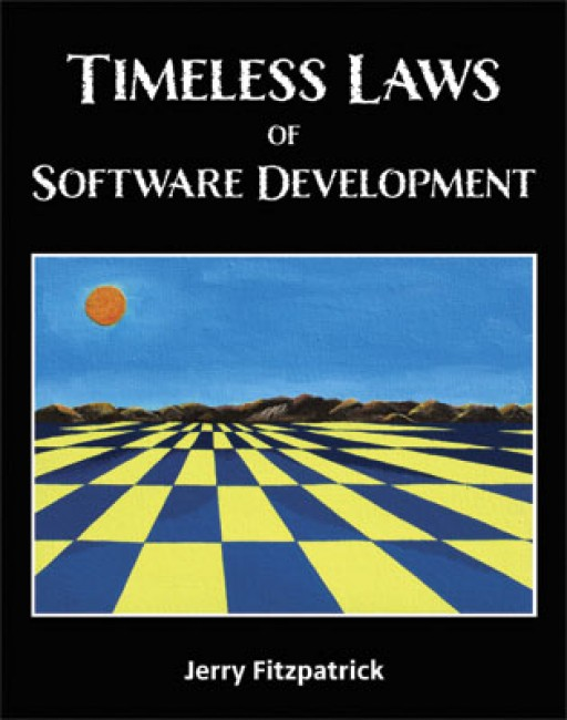Software Development Book Honored