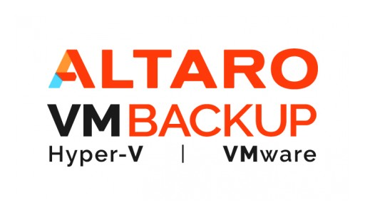 Altaro Unveils VM Backup Version 7 with Unique Augmented Inline Deduplication & Support for Windows Server 2016