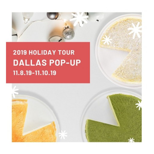 Lady M Launches 2019 Holiday Pop-Up Tour