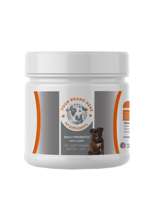QuickBox Fulfillment Introduces New Advanced Probiotic as the Newest Product in Their Private Label Services Line for Pets