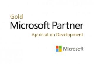 Gold Microsoft Partnership Application Development
