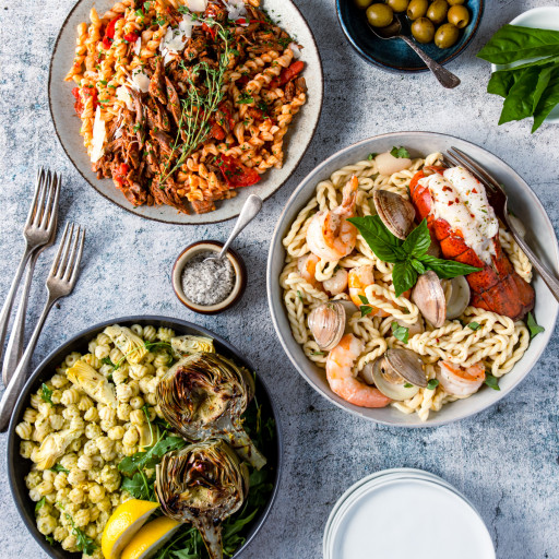 Italian Food Producer, Bona Furtuna, Announces New Ancient Grain Pasta