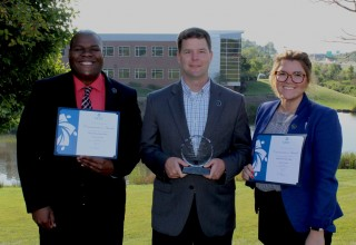 Eddy Alexander and Onward NRV Receive 3 Awards for Regional Marketing