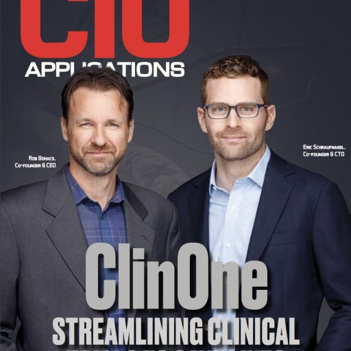 ClinOne Named a Top 25 Life Sciences Technology Vendor by CIO Applications Magazine