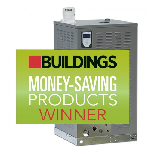 DriSteem's LX Series Gas-Fired Humidifier Selected as 2018 Money-Saving Product by BUILDINGS Magazine