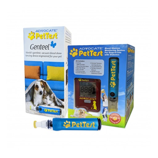 PetTest by Pharma Supply, Inc. Joins Forces With Genteel in a Joint Venture Worthy of Fireworks