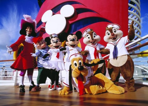 Get 4 Disney Cruise Tickets at NO COST