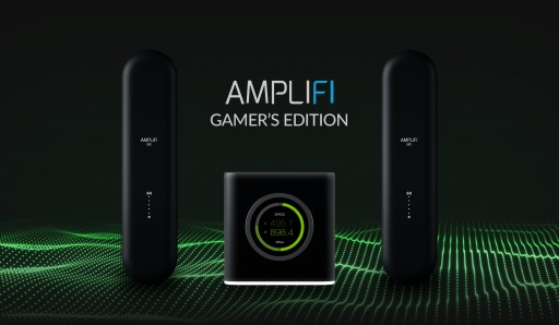 Ubiquiti Introduces Gaming-Optimized AmpliFi HD