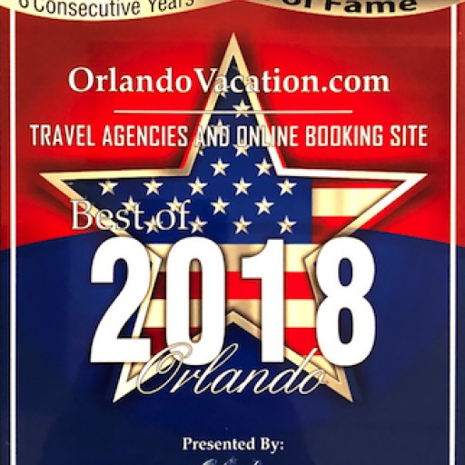 OrlandoVacation.com Wins Coveted 2018 Best Online Booking Site