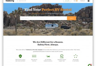 Outdoorsy - The Largest and Most Trusted RV Rental Marketplace