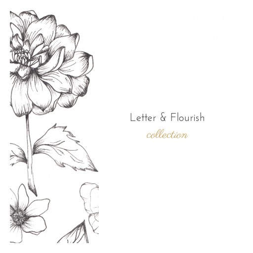 Move the Mountains Releases the Letter & Flourish Bible Journaling Collection