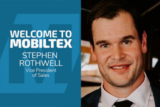 MOBILTEX Welcomes New Vice President of Sales, Accelerating Growth and Expansion Plans