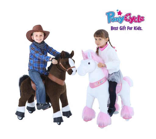 To Celebrate Their 15th Anniversary, PonyCycle® Launches U Series of Ride-on Horses and Unicorns