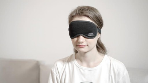 The Latest Patented Eye Mask With Better Coverage