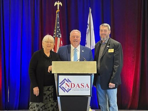 NDASA Announces Re-Election of Leadership Team