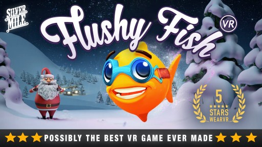The Virtual Reality Gaming Phenomenon Flushy Fish VR is Targeting 1 Billion Downloads by 2020