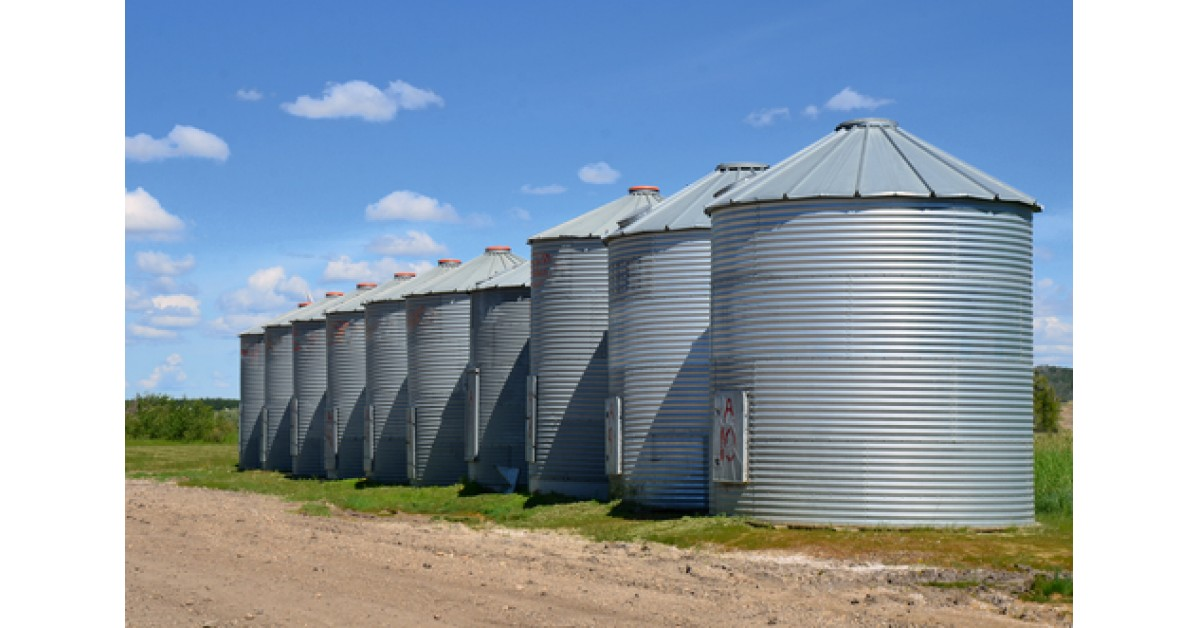 Global Grain Bins Market to Reach a CAGR of 5.4% From 2019 to 2025 ...