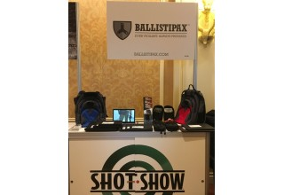 Shot Show NEXT Booth