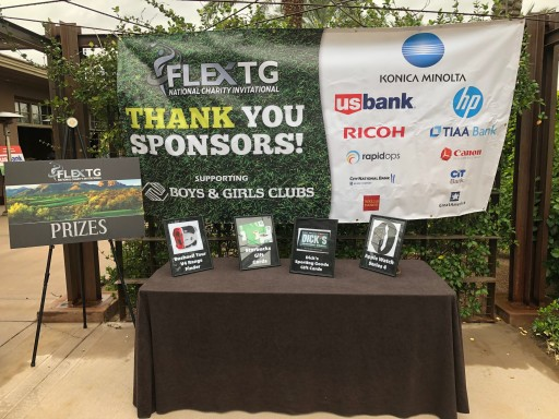 Flex Technology Group Hosts National Golf Tournament to Support Boys and Girls Clubs of America
