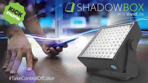 Vividlite Wireless LED Company Announces Debut of ShadowBox!