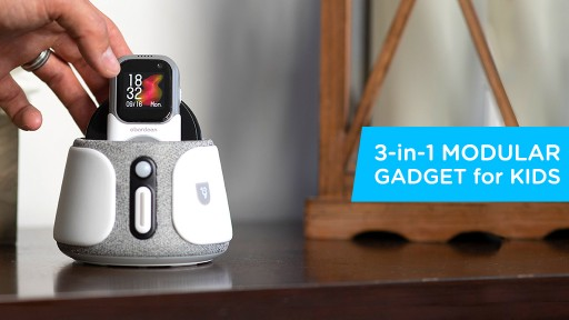 Abardeen Announces the Launch of Novus - the World's First 3-in-1 Modular Gizmo for Kids
