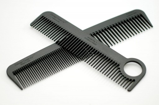 Chicago Comb Company Launches the Ultimate Carbon Fiber Comb on Kickstarter