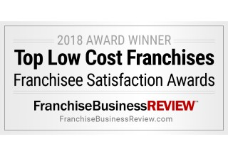 2018 Top Low Cost Franchise Winner