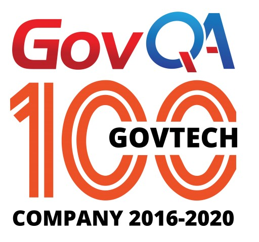 GovQA Secures Fifth Annual GovTech 100 Listing