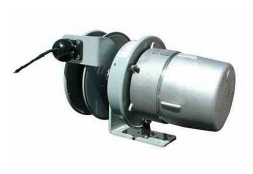 Larson Electronics Releases Explosion Proof Cord Reel, CI/D2, 40' 14/3 SOOW Cord, No Ratchet