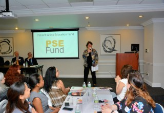 Ilene Corina at Pulse CPSEA 2018 Symposium