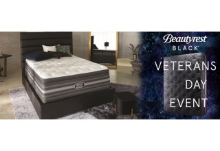Inquire about Beautyrest Black Veterans Day Event