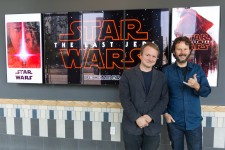 Inaugural IrelandWeek welcomes Stars Wars: The Last Jedi director Rian Johnson and producer Ram Bergman