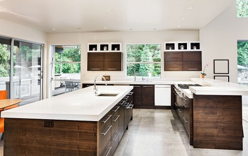 Polaris Home Design Announces Arrival of Quartz Countertops