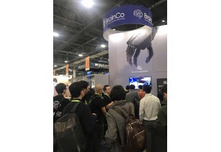 BrainRobotics' Smart Prosthetic Hand Drawing Attention at CES 2018