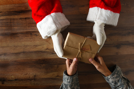 Patino Law Firm to Hold a Veterans' Appreciation Christmas Distribution