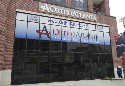 OrthoAtlanta Opens Newest Location in the Battery Atlanta at SunTrust Park