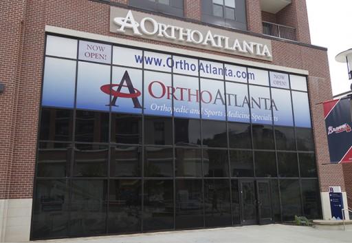 OrthoAtlanta Opens Newest Location in the Battery Atlanta at SunTrust Park