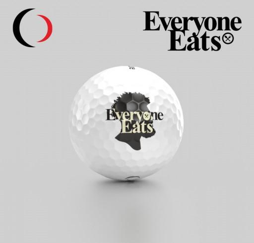 Ezekiel Elliott Releases Limited-Edition 'Everyone Eats' Golf Balls