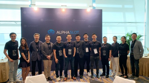 Hong Kong's Alphaslot Announces Multimillion USD Investment Led by China's Sora Ventures to Build Its Blockchain Ecosystem for Gaming Entertainment