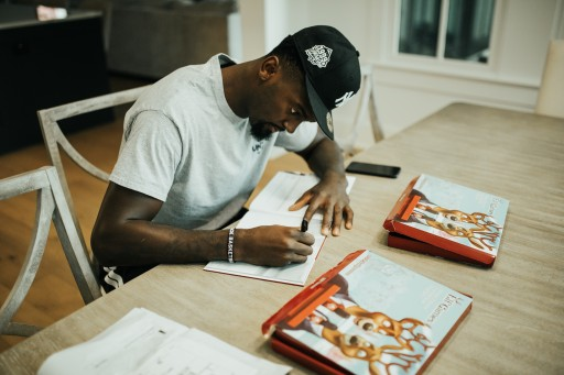 Enter for a Chance to Win a Bobby Portis-Signed Copy of 'The Elf Games'
