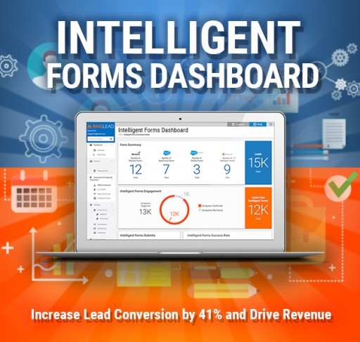 RingLead Reimagines Sales and Marketing Data With Intelligent Forms Dashboard in New DMS Enrichment Release