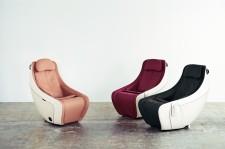 CirC - SL Track Compact Heated Massage Chair
