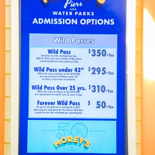 Morey's Piers Grows Sales and Marketing Reach With Mvix Digital Signage