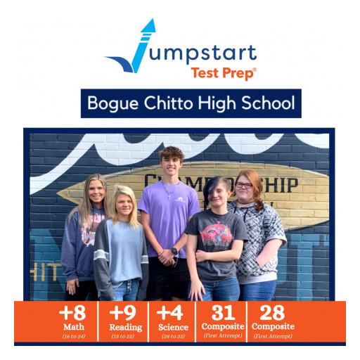 Bogue Chitto High School Juniors Achieve Major ACT® Score Improvements in February