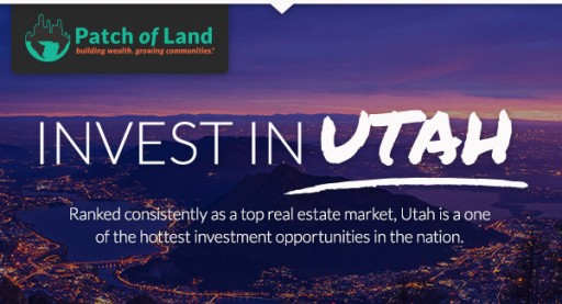 Patch of Land Offers $4M in Utah SFR Property Portfolios to Community of Investors