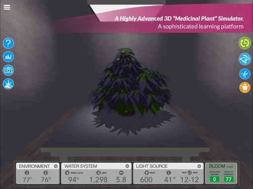 SL Technology Group Launches simLeaf, a Highly Advanced 3D Simulator for Growing Cannabis